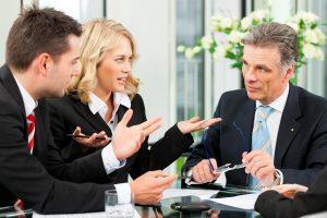 Business - Talk